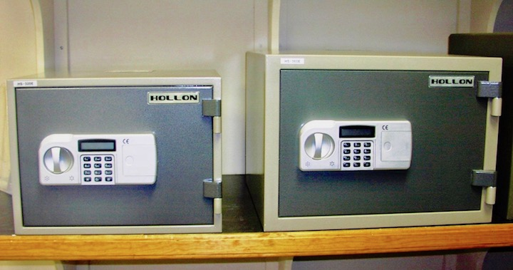 Safe Locksmith offering Fireproof Home Hollon Safe