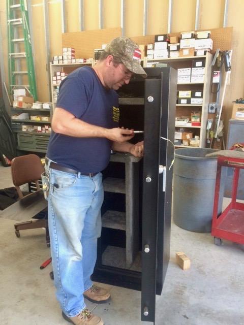Safe Locksmith Montgomery TX